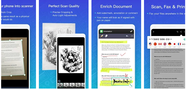 camscanner for pc free download