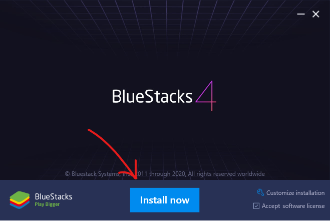 bluestacks-for-pc-install