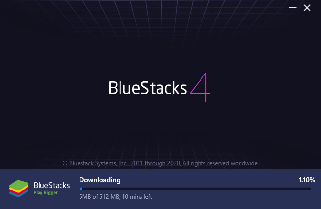 bluestacks-for-pc-installation