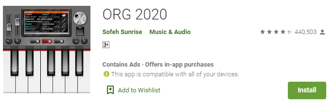org 2020 for pc